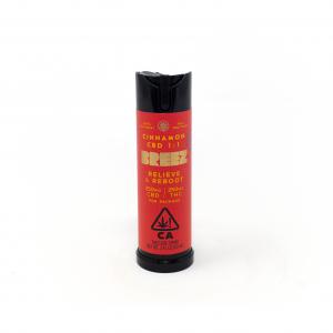 BREEZ: Cinnamon CBD 1:1 Spray 500mg Tinctures